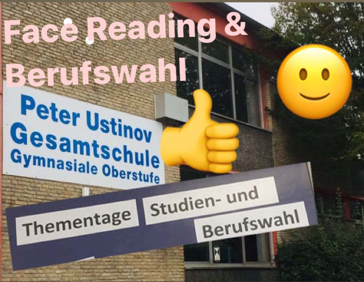 Face Reading & Berufswahl Vortrag2