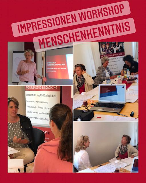 Workshop Menschenkenntnis