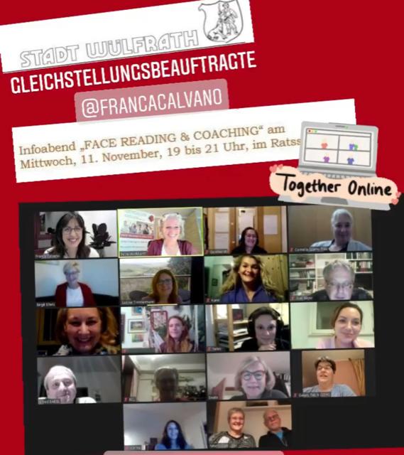 Wülfrath - Online Infoabend