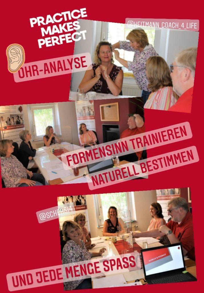 Impressionen Menschenkennntnis-Workshop